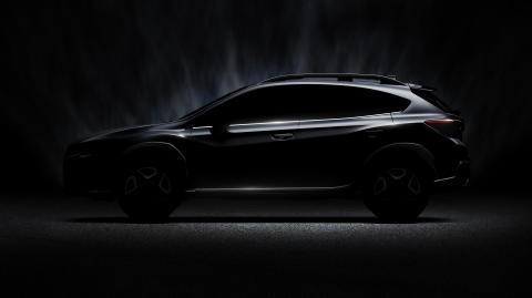 Subaru XV teaser