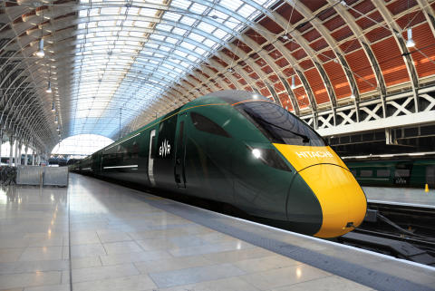 Hitachi Rail Europe named as FirstGroup's preferred supplier for fleet of new AT300 trains for the South West