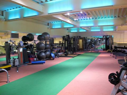 New Year.. New Gym.. New You?