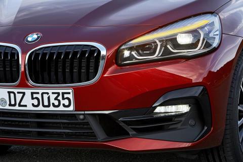 Nya BMW 2-serien Active Tourer