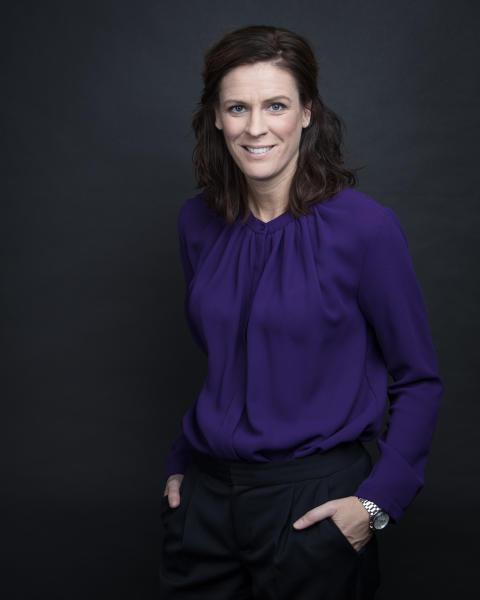 Josefin Skogsberg, medicinsk rådgivare metabolism, Boehringer Ingelheim