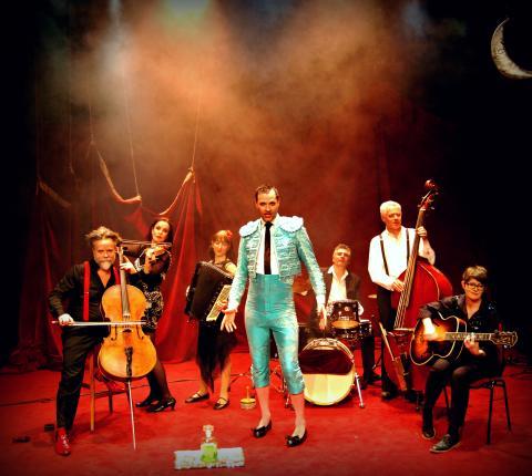 Lindy och orkestern