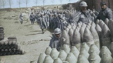 1. Verdenskrig: Slaget ved Verdun