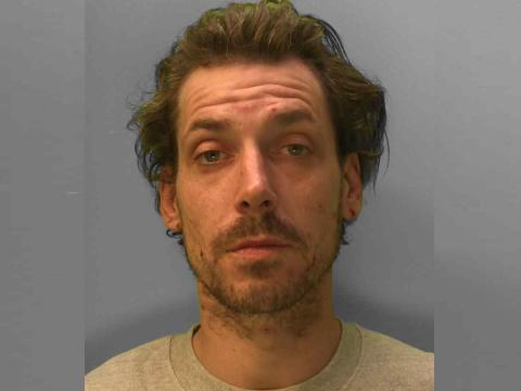 Brighton man Dean Jackson wanted in connection with burglary and theft