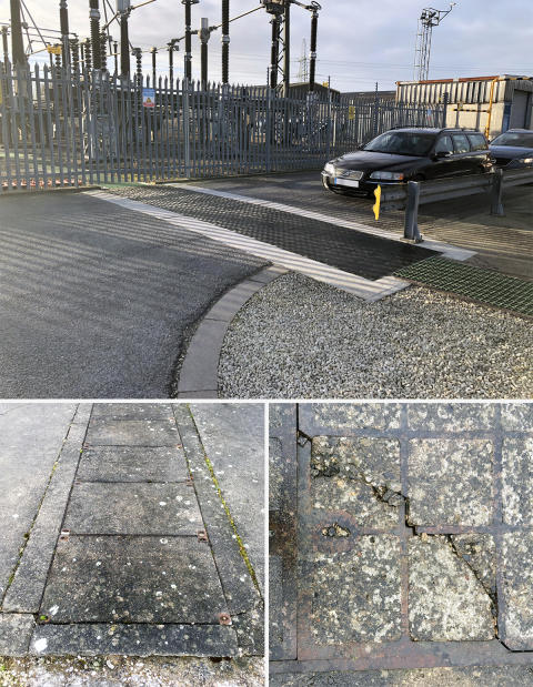 UK Power Generation Facilities Adopt  Made-to-Measure Composite Trench Covers