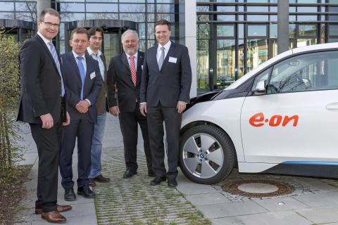 Energieeffizienz-Netzwerk in Regensburg gestartet