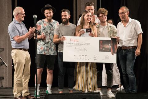 ZÜBLIN-Kulturpreis 2019