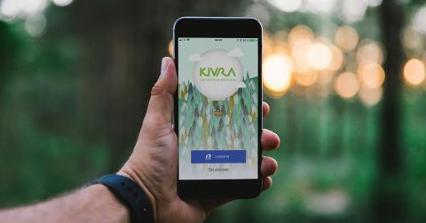 Skriv om Kivra i er hållbarhetsrapportering