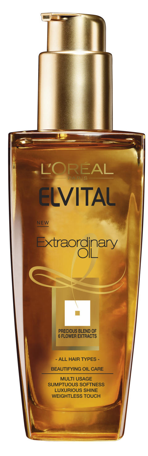 Elvital The Extraordinary Oil - All Hair Types