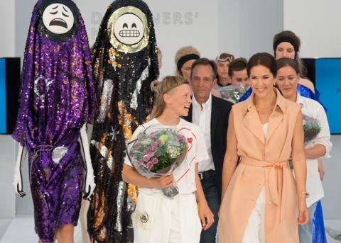 Textilhögskolan försvarar titeln i prestigefull nordisk designtävling