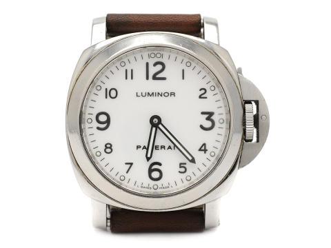 Klockor 4/1, Nr: 44, OFFICINE PANERAI, Luminor, Base, Cal OPX