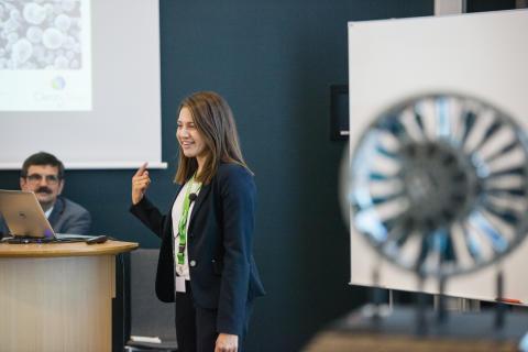EU granskning av flygforskning i Trollhättan