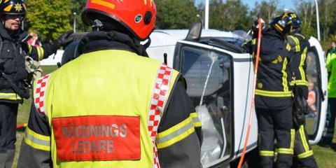 Räddningstjänstens utmaningar diskuteras i Kristianstad