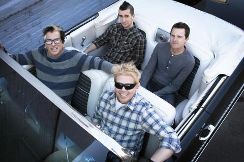 The Offspring (US) klara för Live på Liseberg