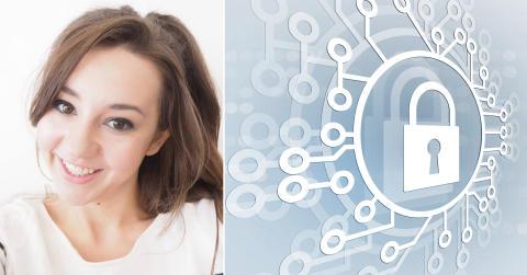 Chanelle: – IT-studier er et smart valg for fremtiden