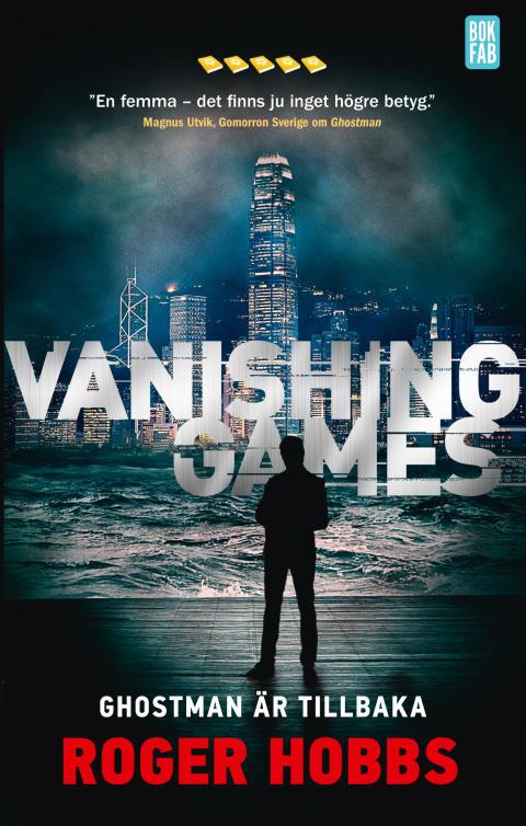 Vanishing games pocket av Roger Hobbs
