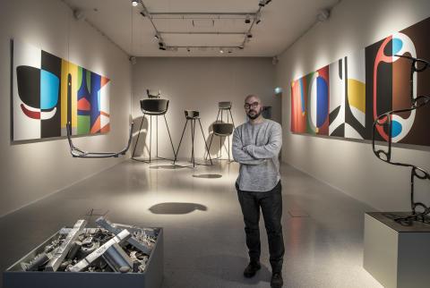Luca Nichetto at Bokowskis