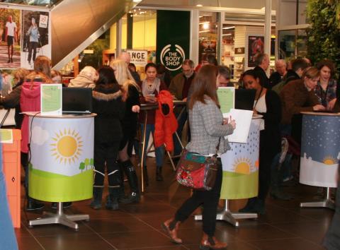 Många tyckte till om friluftsområdet i nordvästra Väsby