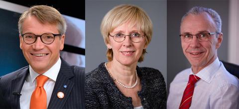Kända profiler tar plats i Forska!Sveriges styrelse
