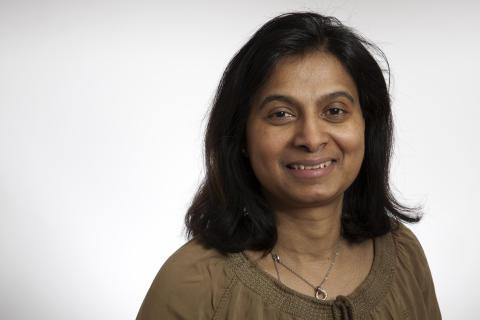 Aji Mathew, biträdande professor vid Luleå tekniska universitet