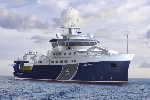 """HaV-glädje över avtal om fartyg: """"Ökade möjligheter i miljöövervakningen"""""""