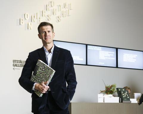 Magnus af Petersens ny chef för Bonniers Konsthall