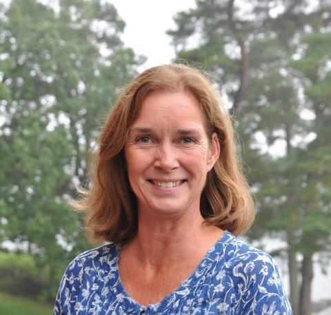 Anita Stenhardt, kommunikationschef