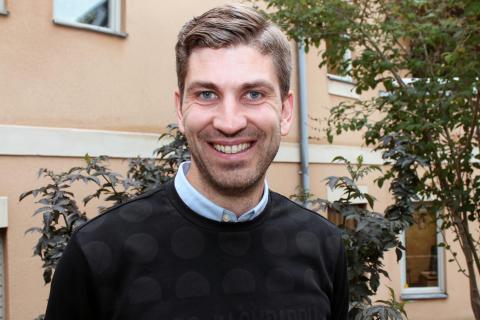 David Pettersson ny vd för Centrumbostäder