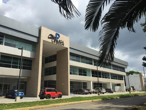 Hi-res image - Kongsberg Maritime - New Panama Office