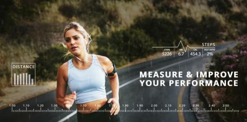 Digitsole Run Profiler – lär dig springa på nytt