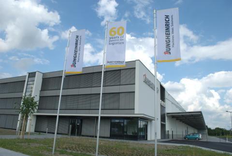 Jungheinrich satsar framåt med ny fabrik för lagertruckar och systemtruckar