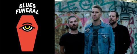 Svenska Domkraft släpper nytt album på Blues Funeral Recordings.
