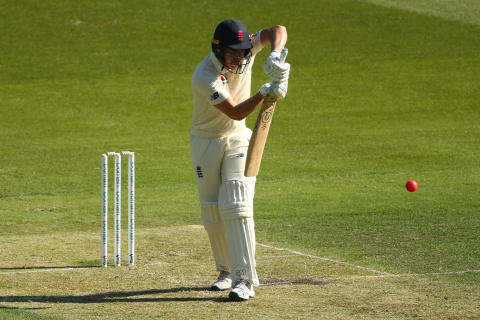 Lawrence passes 50 again but England Lions struggle on day two against NSW XI