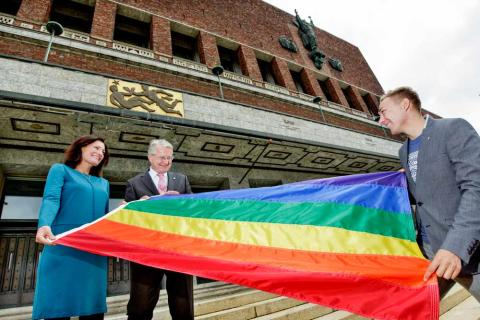 Human rights conference to be hosted at Oslos City Hall during EuroPride 2014