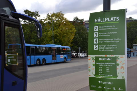 Gratis bussresa till Kulturkalaset för allmännyttans hyresgäster