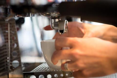 Nestlé Professionals - med fokus på ett 100%-igt baristacertifierat företag