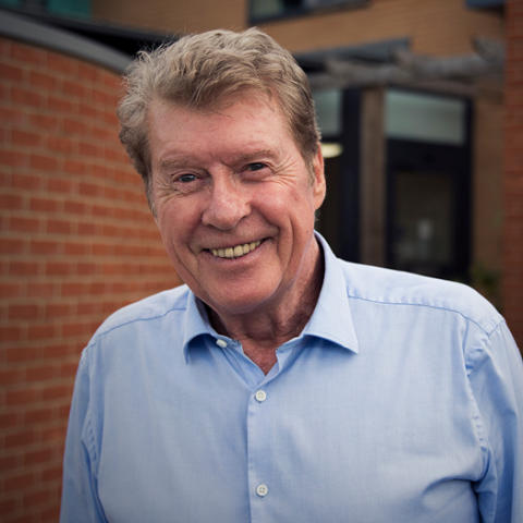 Our President Michael Crawford CBE presents this month's BBC Lifeline Appeal on behalf of The Sick Children's Trust