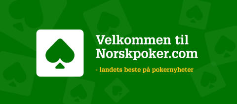 Ny nettside for poker i Norge - Norskpoker.com