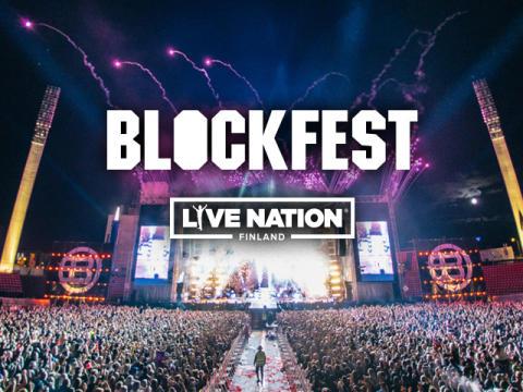 FINLANDS FØRENDE URBAN MUSIC FESTIVAL, BLOCKFEST BLIVER EN DEL AF LIVE NATION