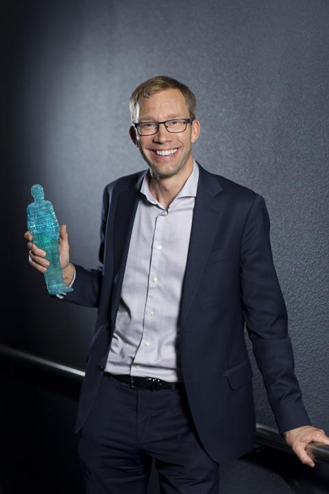Dagens Industri skriver om 2017 års Pontus Schultzpristagare
