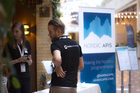 Nordic APIs anordnar event i Helsingfors