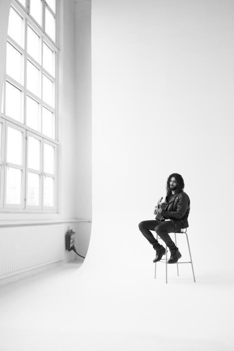 Ramy Essam ger konsert i Växjö