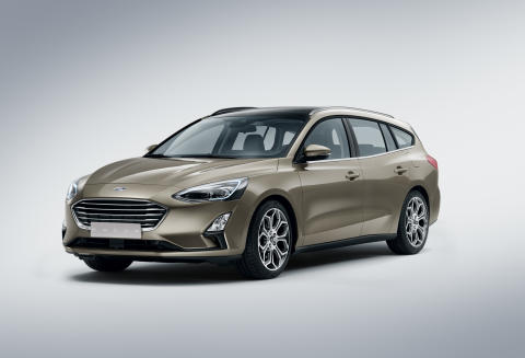Åbent hus i weekenden: Kom og oplev Ford Focus Stationcar