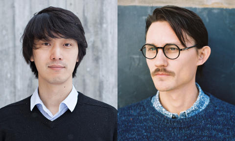 Erik Olovsson & Kyuhyung Cho are the winners of Formex Nova 2015