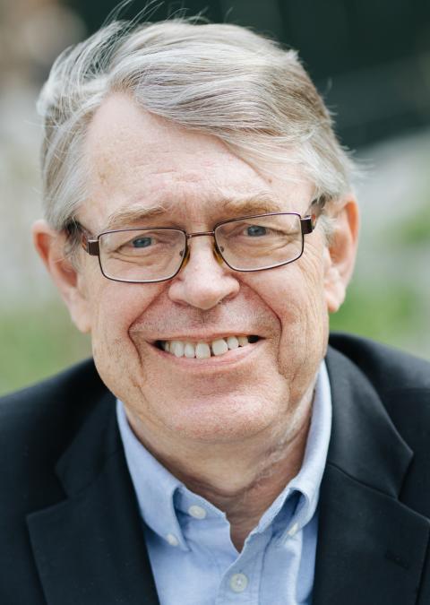 Lars Östman, författare till boken Hur västvärlden fylldes med musik