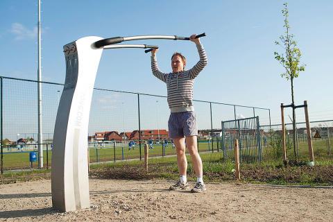 KOMPAN öppnar nytt träningsinstitut och erbjuder ett komplett träningssortiment!
