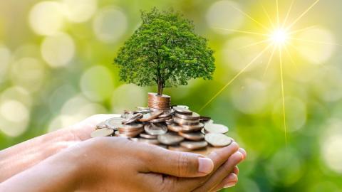 Om bærekraft, miljø og sponsorjobbing