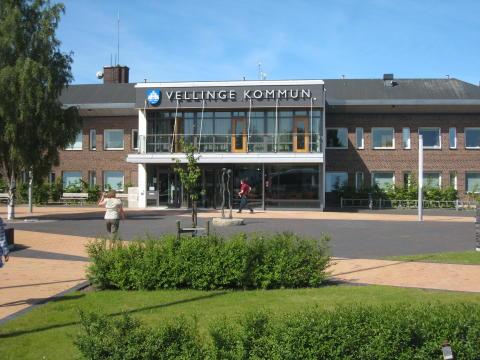 Kommunhuset i Vellinge