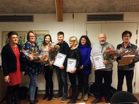 Vinnare av stipendium 2017