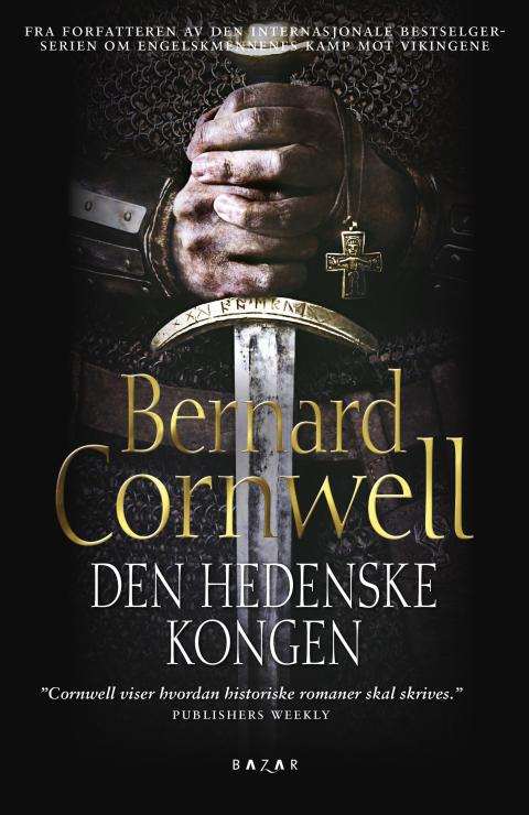 Ny Uhtred-bok - vikingserien som har solgt i over 100 000 eksemplarer i Norge!